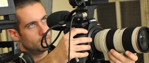 Cédric Belliard, réalisateur, caméraman et monteur vidéo